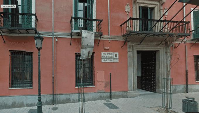 Palacio de los Condes de Gabia