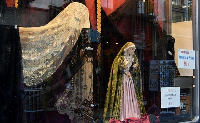 Consurso Escaparates Semana Santa 2016