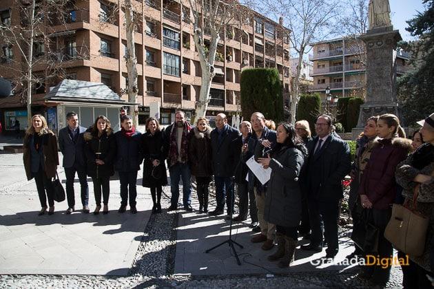 Día de la Mujer 8 marzo Ayuntamiento Plaza Marina -1