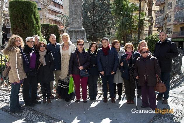 Día de la Mujer 8 marzo Ayuntamiento Plaza Marina -2