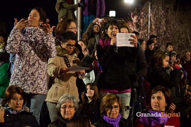 Día de la Mujer 8 marzo Manifestación -75