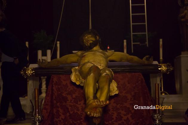 Descendimiento Lanzada Semana Santa 2016 -11