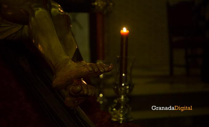 Descendimiento Lanzada Semana Santa 2016 -15