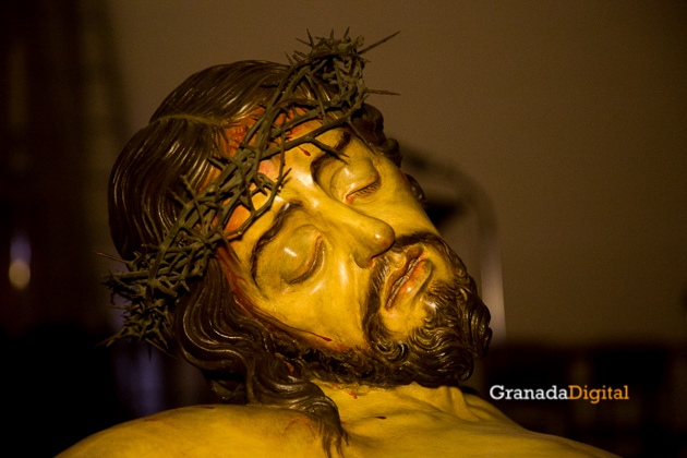 Descendimiento Lanzada Semana Santa 2016 -18