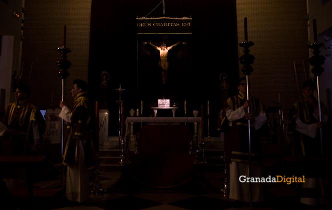 Descendimiento Lanzada Semana Santa 2016 -2
