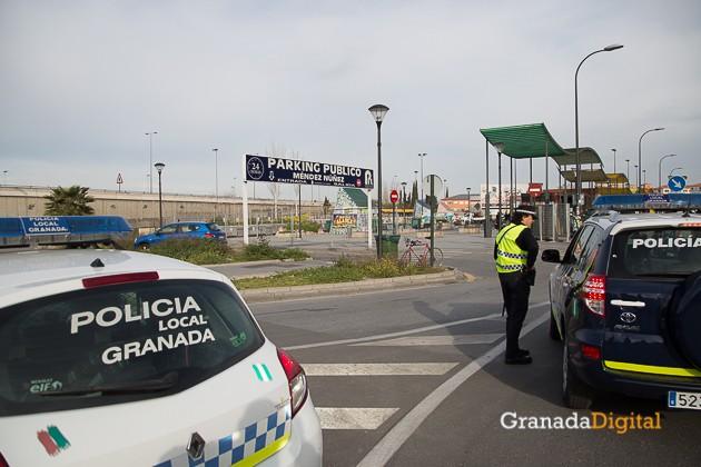 Feista Primavera Botellódromo Cerrado 2016 policía local -11