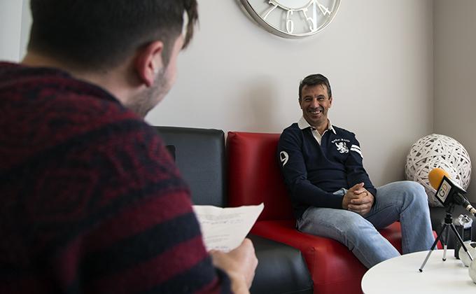 José González entrevista 3 Granada CF