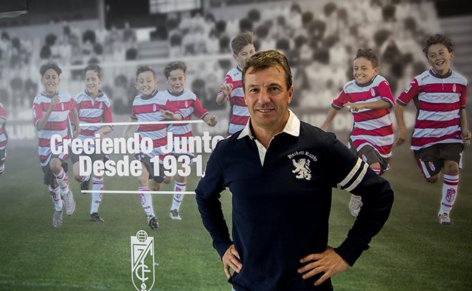 José González entrevista 4 Granada CF