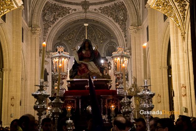 Martes Santo Cañilla Humiladad Soledad Semana Santa 2016 -2