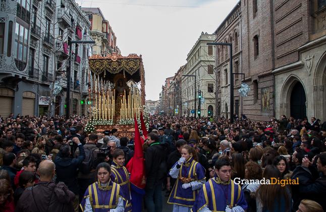 Miércoles Santo Gitanos Semana Santa 2016 -9