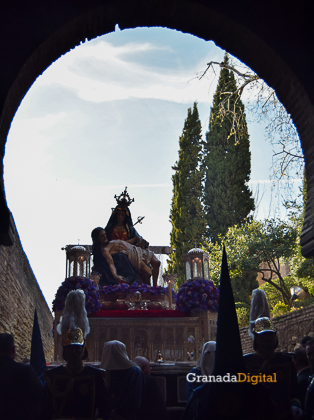 Sabado Santo Santa María de la Alhambra 2 Semana Santa 2016 -2