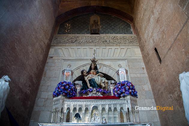 Sabado Santo Santa María de la Alhambra Semana Santa 2016 -11