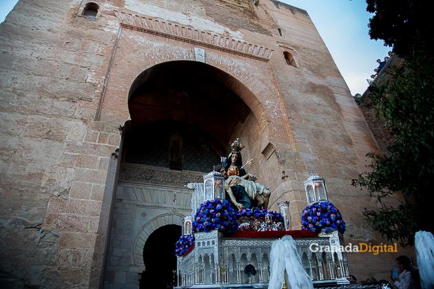 Sabado Santo Santa María de la Alhambra Semana Santa 2016 -12