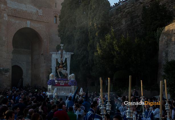 Sabado Santo Santa María de la Alhambra Semana Santa 2016 -13