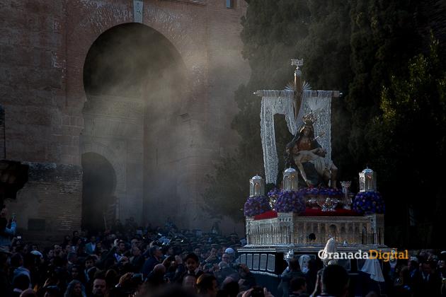 Sabado Santo Santa María de la Alhambra Semana Santa 2016 -14
