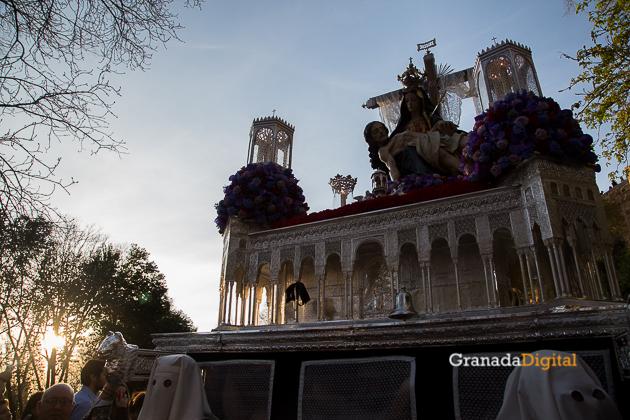 Sabado Santo Santa María de la Alhambra Semana Santa 2016 -15
