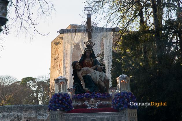 Sabado Santo Santa María de la Alhambra Semana Santa 2016 -16