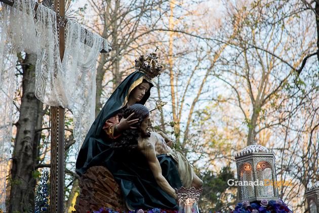 Sabado Santo Santa María de la Alhambra Semana Santa 2016 -19
