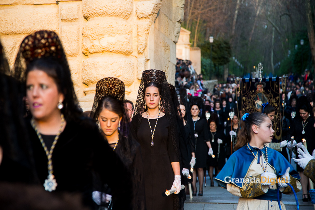 Sabado Santo Santa María de la Alhambra Semana Santa 2016 -23