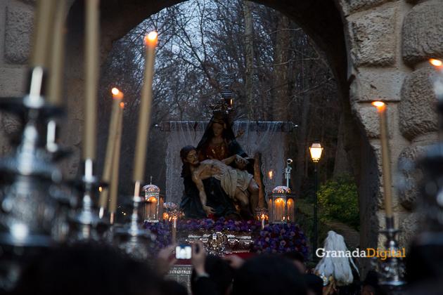 Sabado Santo Santa María de la Alhambra Semana Santa 2016 -24