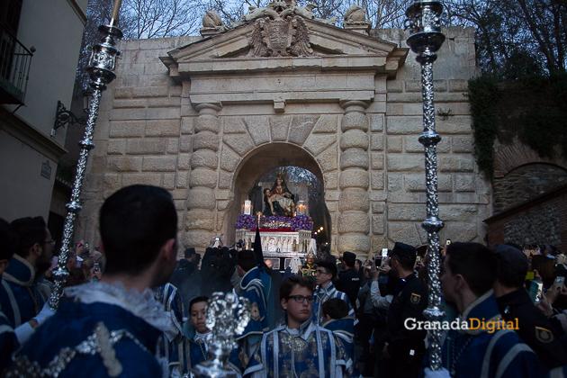 Sabado Santo Santa María de la Alhambra Semana Santa 2016 -25