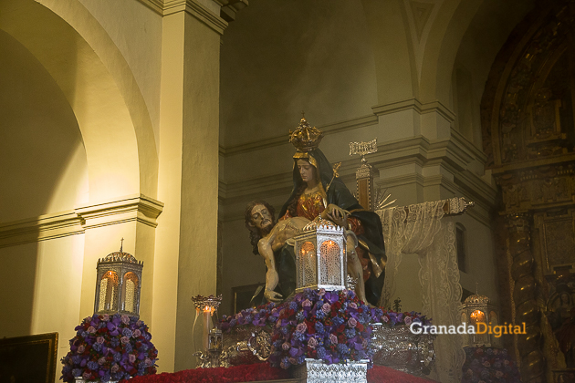 Sabado Santo Santa María de la Alhambra Semana Santa 2016 -4