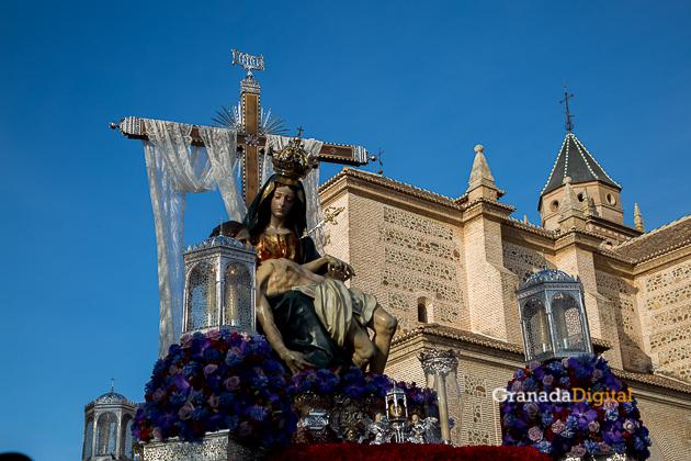 Sabado Santo Santa María de la Alhambra Semana Santa 2016 -5