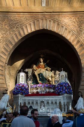 Sabado Santo Santa María de la Alhambra Semana Santa 2016 -6