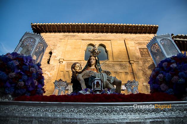 Sabado Santo Santa María de la Alhambra Semana Santa 2016 -7