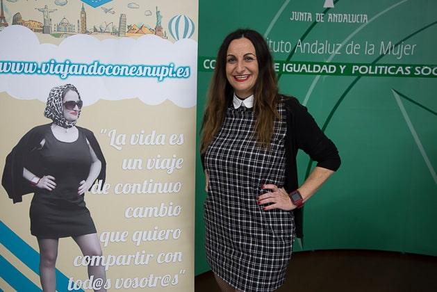 Viajando Con Esnupi Maria José Mesa Olea IAM Mujer -1