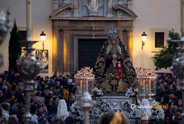 Viernes Santo Soledad San Jerónimo Chías Semana Santa 2016 -11