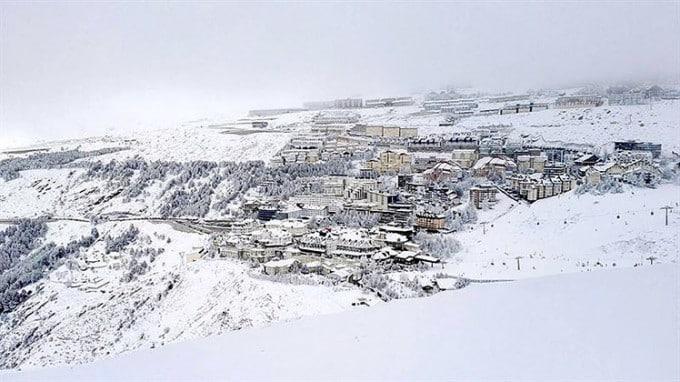 pradonllano nevado