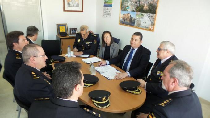 san comisaría policía Visita Motril 3