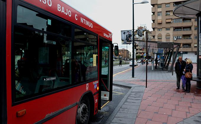 Autobus Rober Parada LAC