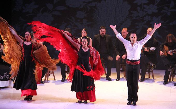 BALLET FLAMENCO DE ANDALUZ 16