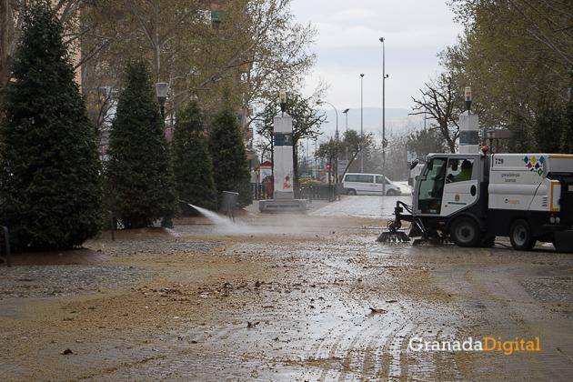 Brigadas de Limpieza de Barrios INAGRA -2