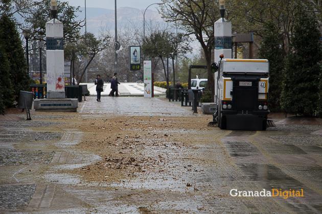 Brigadas de Limpieza de Barrios INAGRA -4