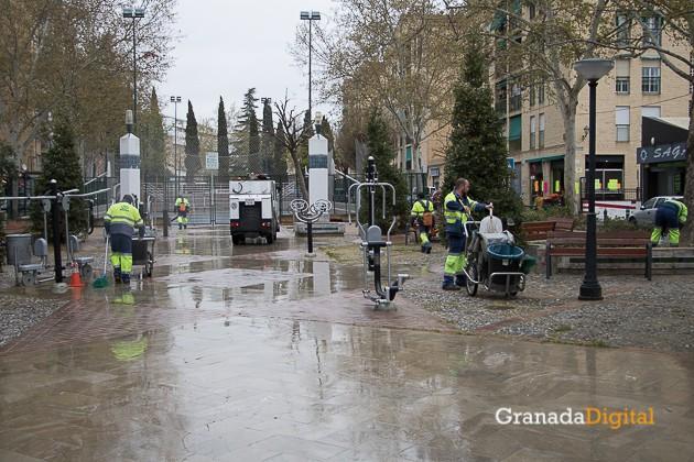 Brigadas de Limpieza de Barrios INAGRA -6
