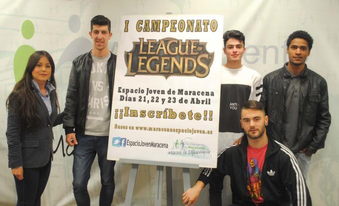 Campeonato LoL (1)