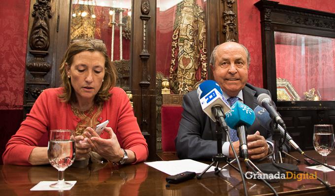 Dimisión Torres Hurtado Isable Nieto Sebastián Pérez Luis Salvador Paco Cuenca Paco Puentedura Luis Salvador - 2