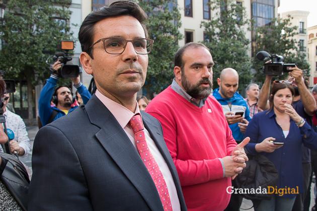 Dimisión Torres Hurtado  Nieto Sebastián Pérez Luis Salvador Paco Cuenca Paco Puentedura