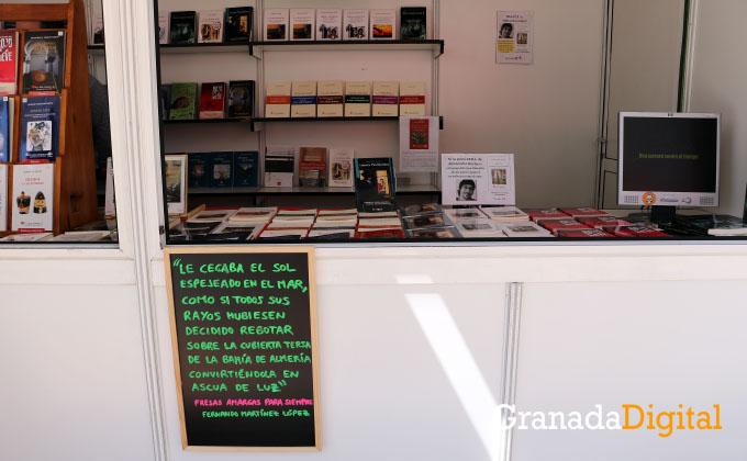 Feria del Libro - Cristina Chaparro (1)