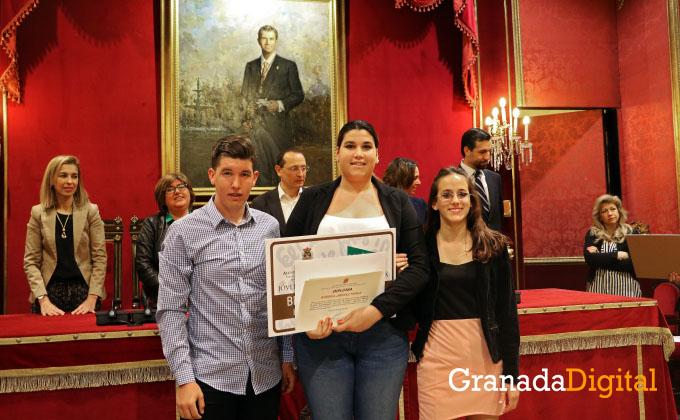 Jóvenes talentos emprendedores - Cristina Chaparro (1)