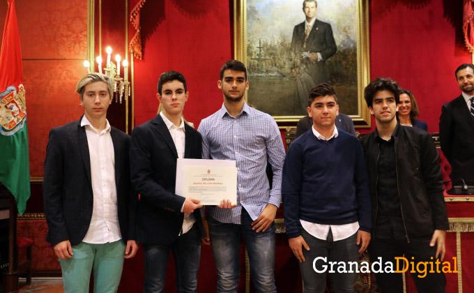 Jóvenes talentos emprendedores - Cristina Chaparro (2)