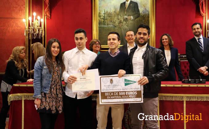 Jóvenes talentos emprendedores - Cristina Chaparro (8)