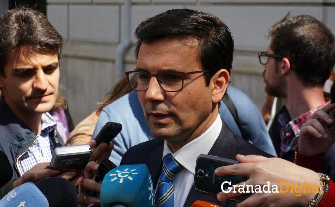Paco Cuenca PSOE -Cristina Chaparro