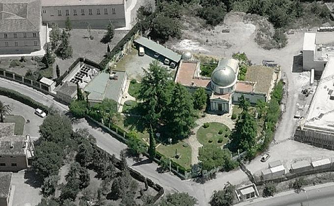 observatorio astronomico de cartuja