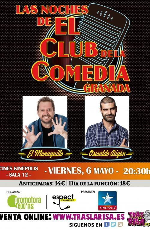 cartel-club-de-la-comedia-granada-el-monaguillo