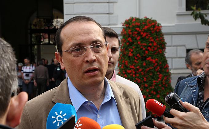 Fernando Egea día contra la homofobia