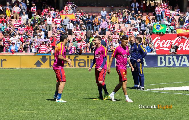 Granada CF - FC Barcelona - Galería partido-1